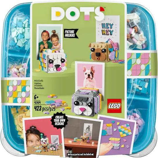 What do you think of the new Lego dots?