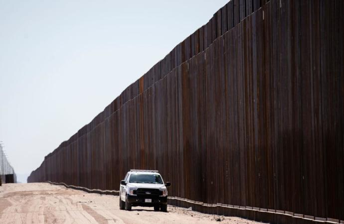 Is it racist to built a boarder wall to protect your country?