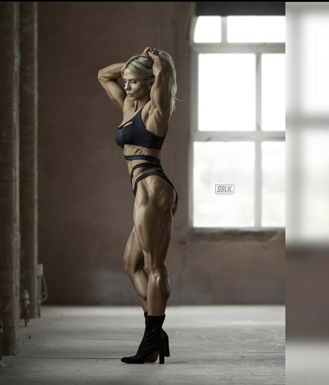 Guys, do you find women like this attractive or not?
