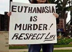Would you ride the Euthanasia Rollercoaster?