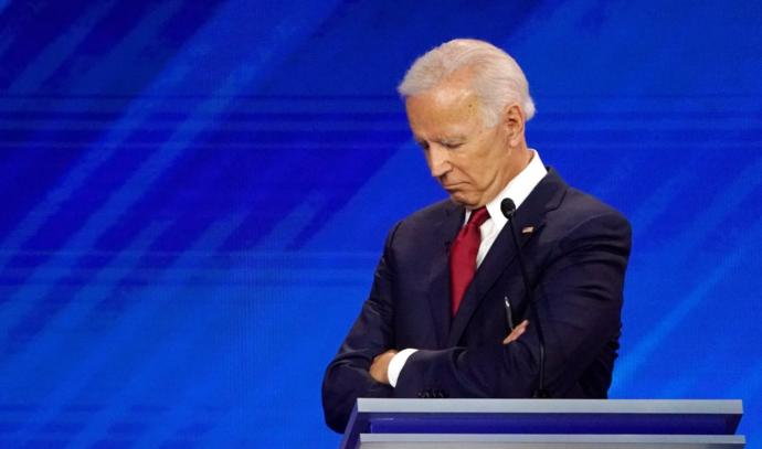 Is Joe Biden trying to steal the US election?