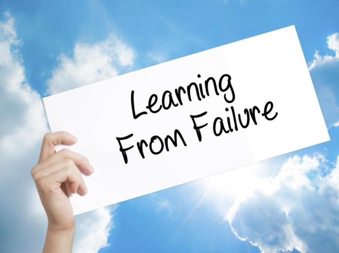What have you learned from your greatest failure?