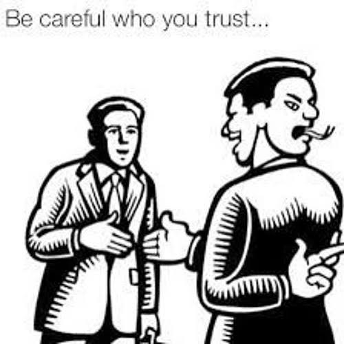Do you have trust issues? how do you cope up with them?