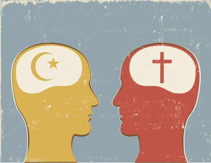 Are Muslims more judgmental than Christians?