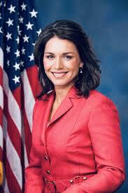 I'm curious... Do any of you intend to write Tulsi Gabbard in for President, On Election Day?