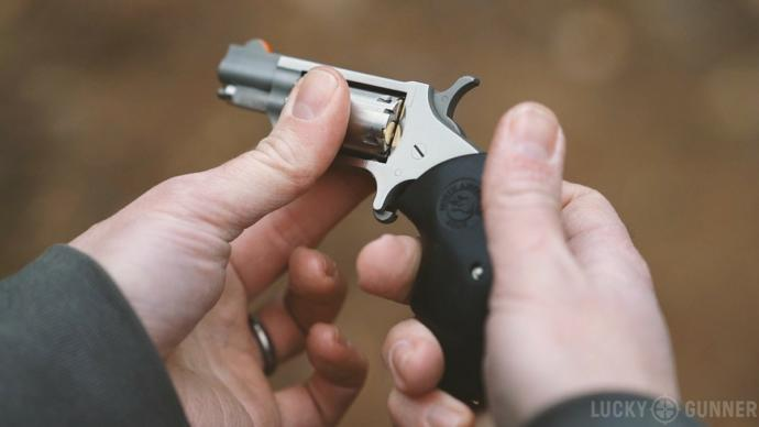 What are your thoughts on the NAA mini revolver?