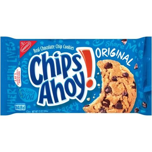 Oreos or Chips Ahoy?