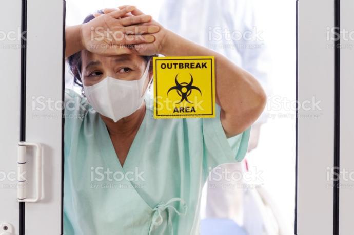 Does anyone else have coronavirus on gag?