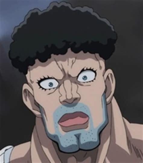This is Puri Puri Prisoner... he wants to fuck your butt