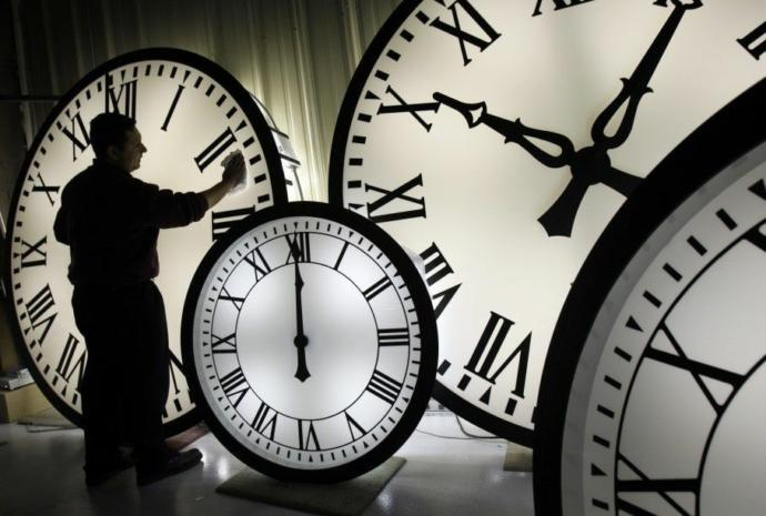 Did you know that biologically our body makes time go faster as we age?