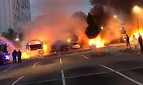 Why do muslims do riots all over the world? is this kind of peace islam teach, to kill people?