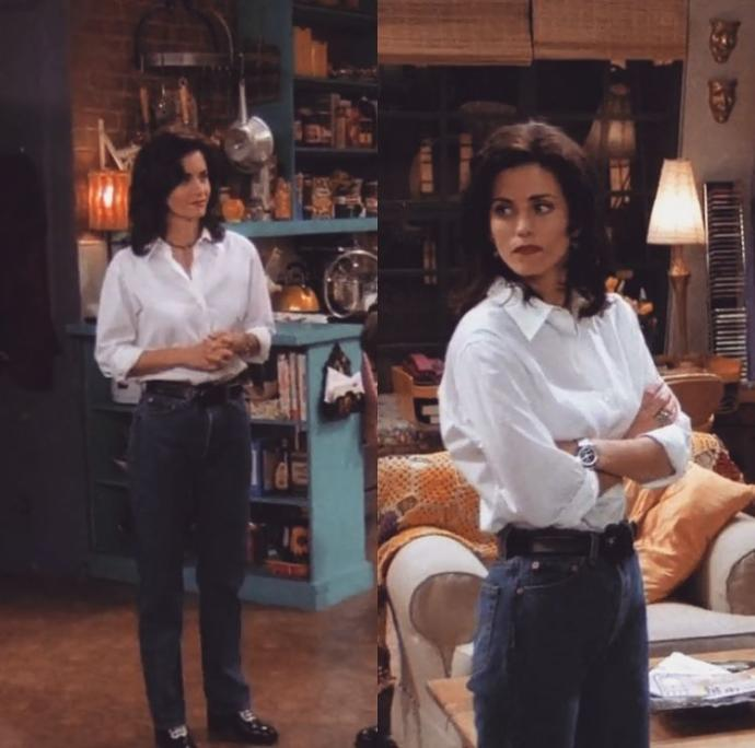 Monica from Friends