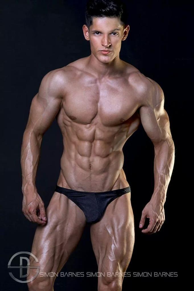 Ladies can men be too muscular?