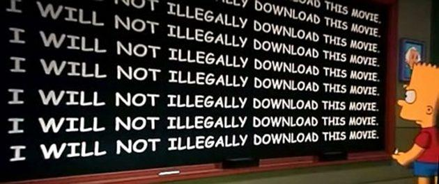 """I Will Not Illegally Download This Movie."""