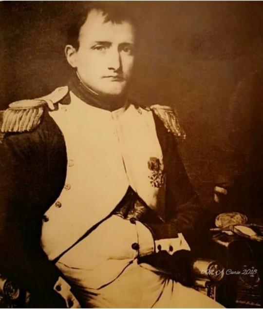 What things do you know about Napoleon Bonaparte?