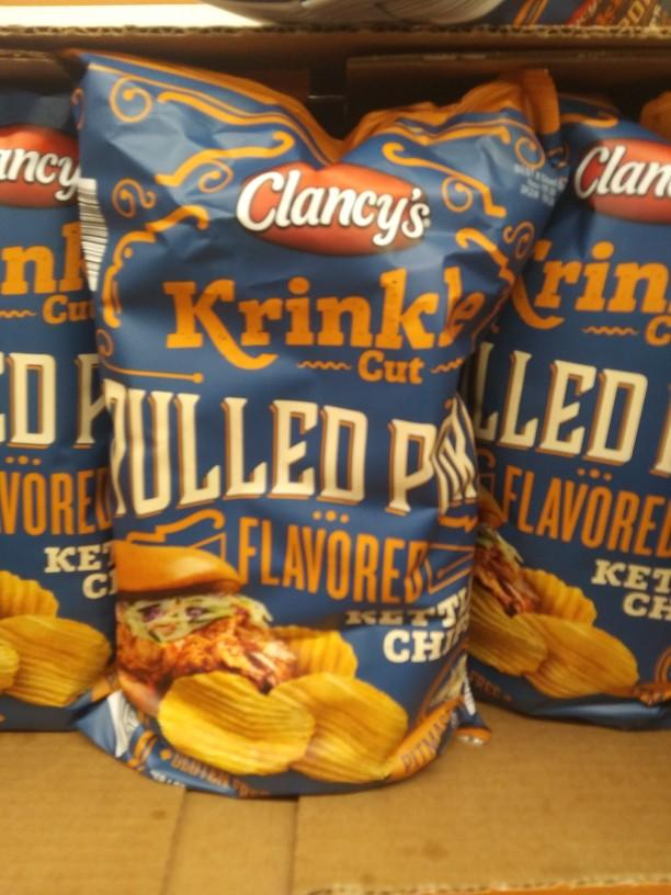 Which bag of chips from aldis looks the most interesting to you?