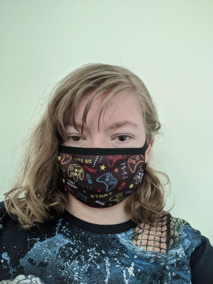What do you think about this mask cool or not?