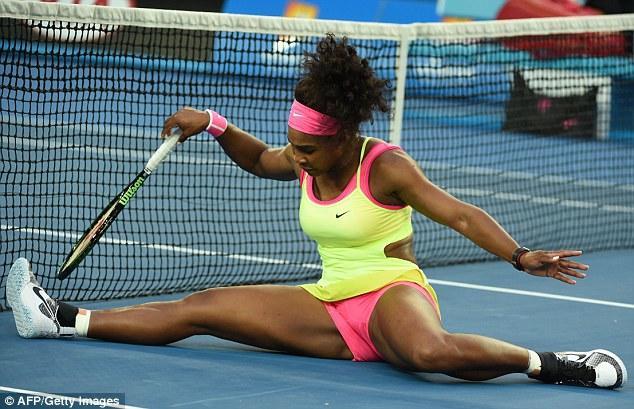 CREDITS: Serena Williams