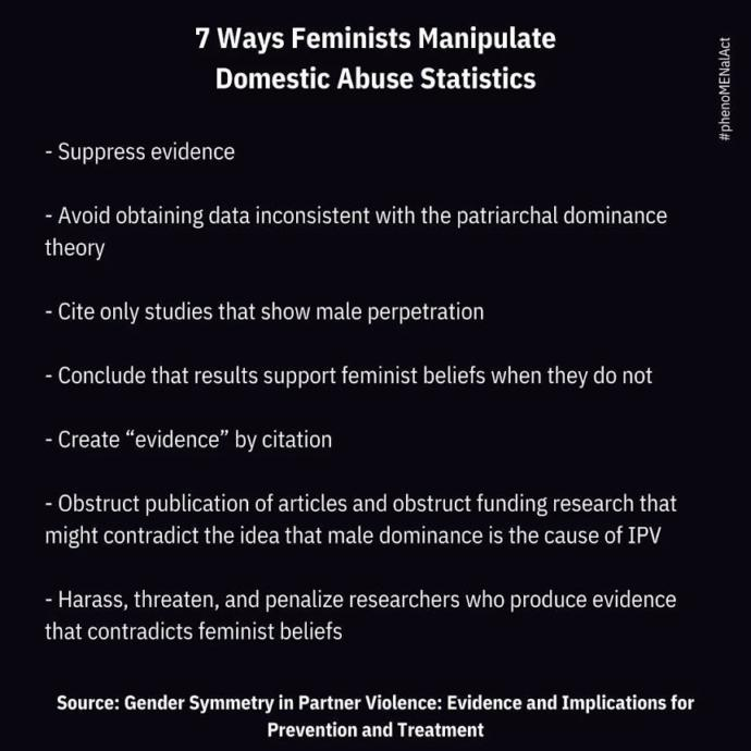 Why do feminists conflate woman and feminist? And then assume that anyone that disagrees with a feminist is anti woman?