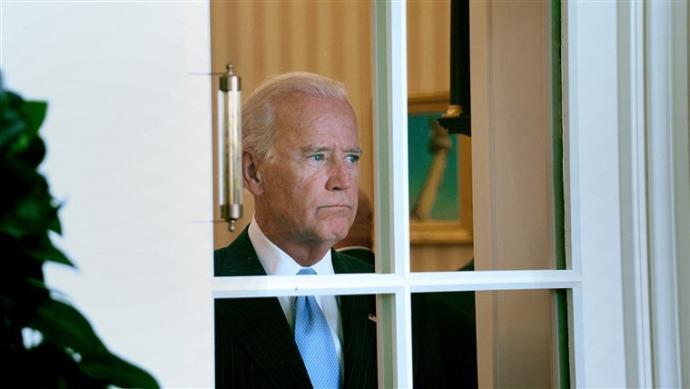 Does radical Joe Biden support violent protests?