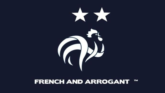 Why are the French judged as arrogant, contemptuous, and for a country who believe themselves superior to other nations?