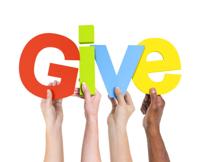 Do you donate voluntarily or out necessity?