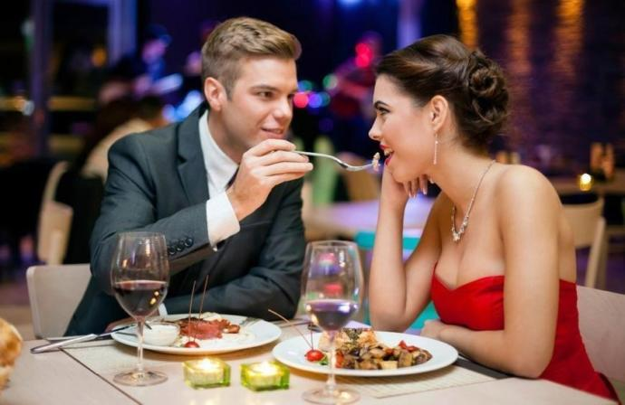 If you are single have you missed going a romantic dinner date during this pandemic?