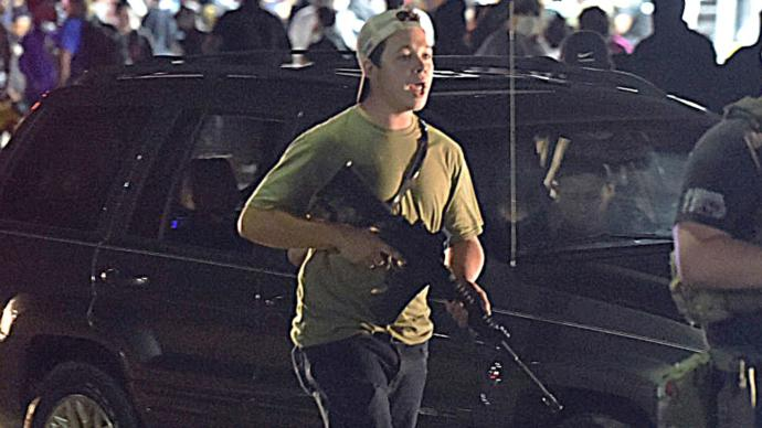 Should the 17 year old Kyle rittenhouse be charged double homicide?