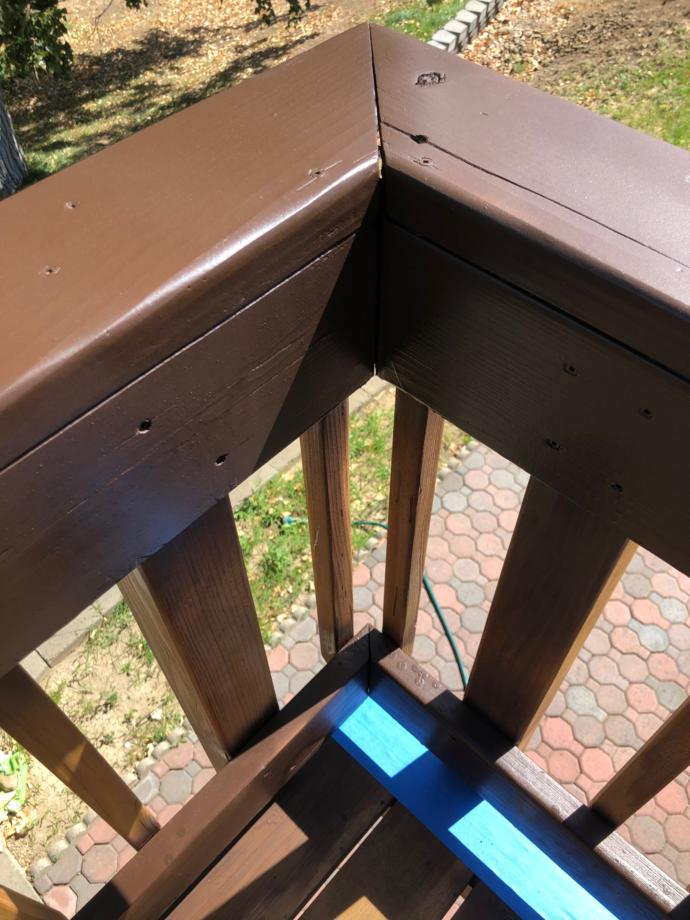 Did I mess up my deck?