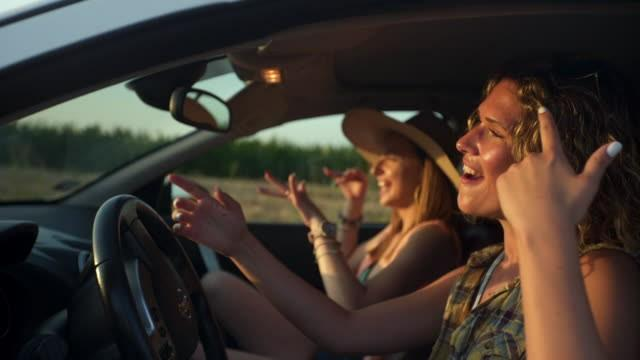 What was the last song you sung out loud in the car?