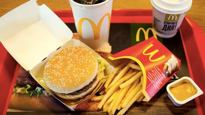 How do you feel about McDonalds (fast food place) as food in general?