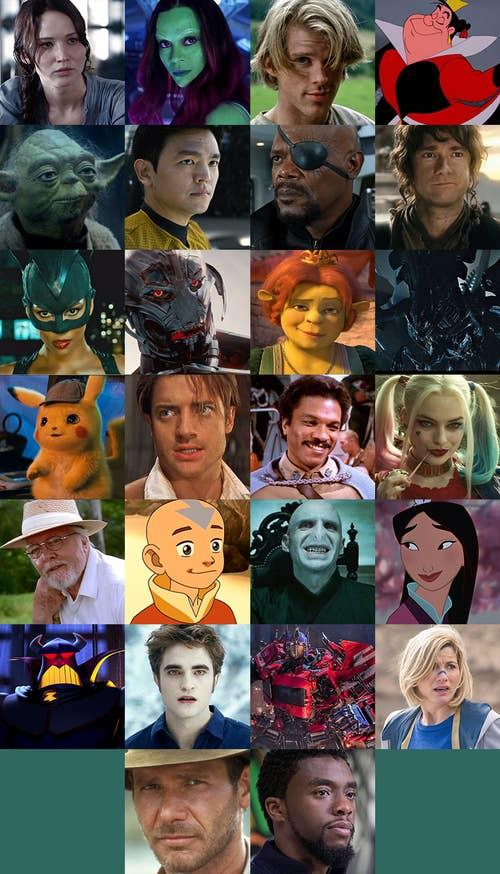 Who was/is your biggest fictional character crush?