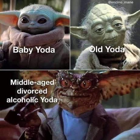 Which Yoda is your favorite?