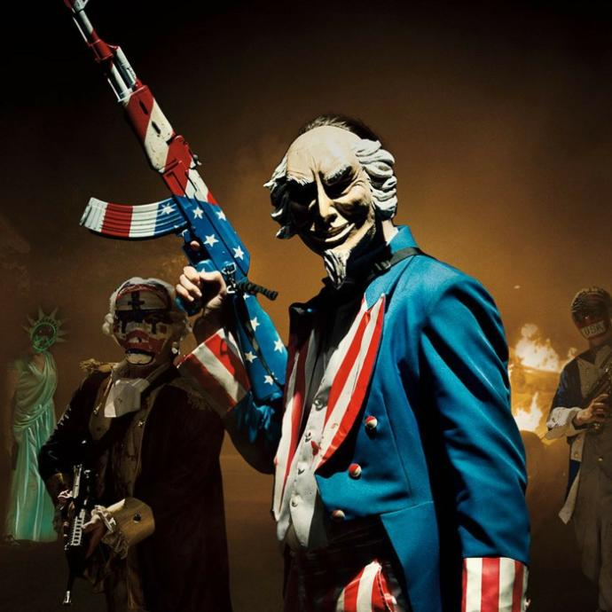 Would the purge help reduce crime overall?