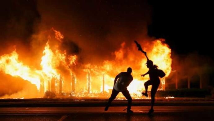 Would you support a law were rioters and looters can be killed on sight?