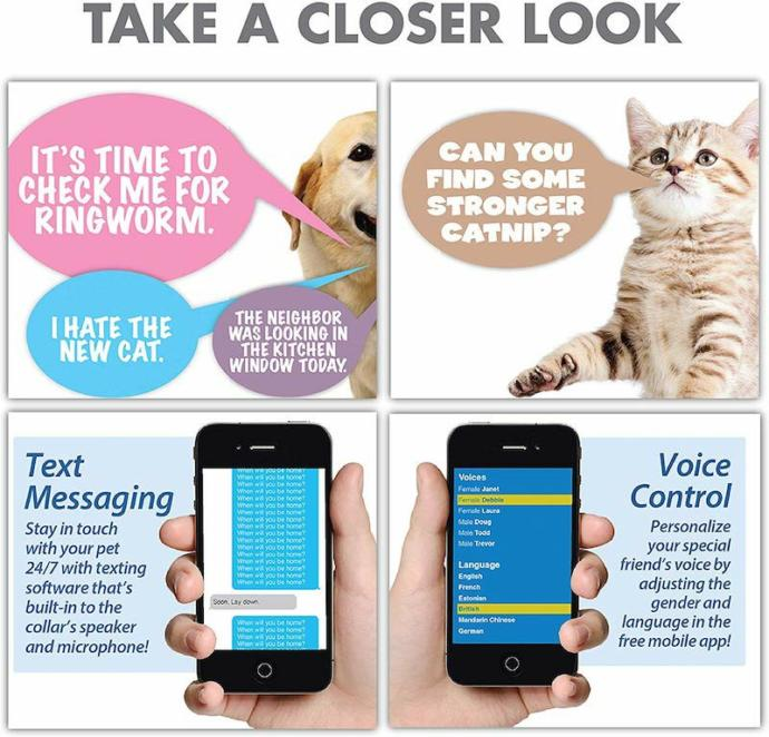 What do you think of pet translator simulators?