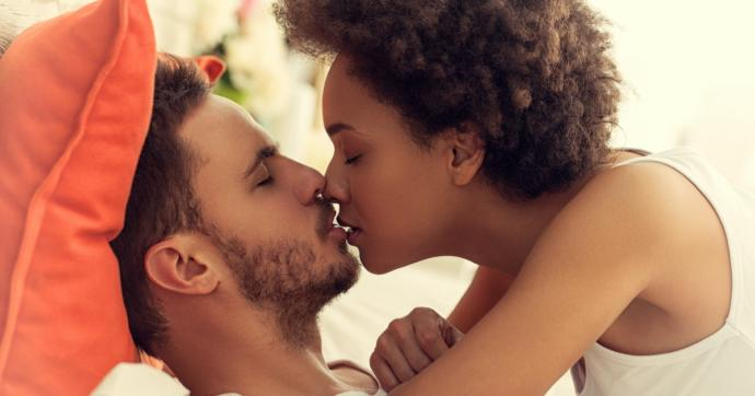 Girls, Do you find facial hair to be irritating when you kiss?