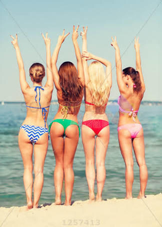 Guys, Hey booty guys? Which girl do you think looks attractive? And would you touch if they are okay with casual move?