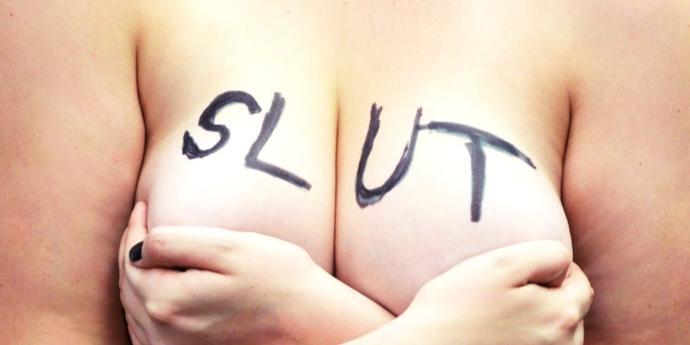 SOCIETY BASED SLUT SHAMING