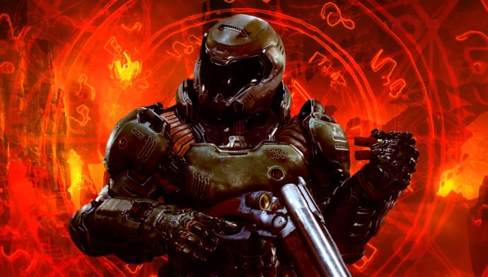 Who would win in a fight, Thanos or the Doom Slayer?