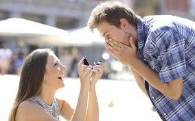 Why arent more women escalating towards making proposals to their boyfriends?