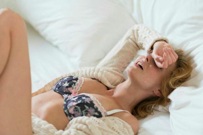 What do women do when masturbating isnt enough?