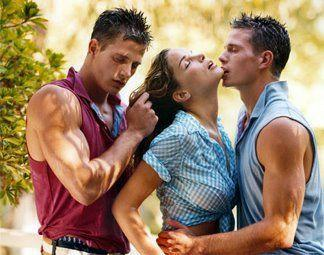 How prevalent is the fantasy of a mfm threesome? Do you think about this:?