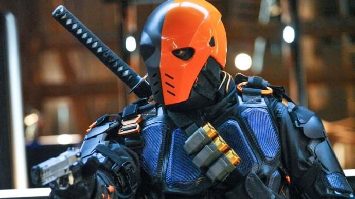 Who would win in a fight, Scorpion or Deathstroke?