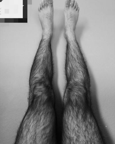 Do you think a man should trim or shave their leg, chest and arm hair?