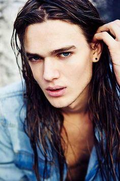 Do you like long hair on guys?