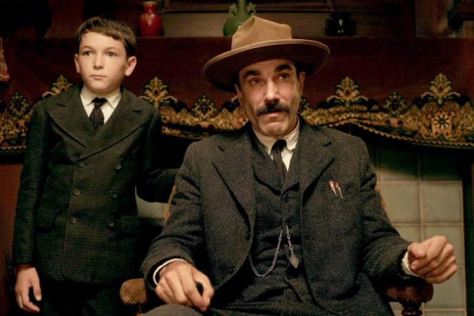 Do you ever feel like Daniel Plainview?