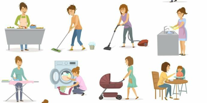 Is there a household chore that you actually enjoy doing?