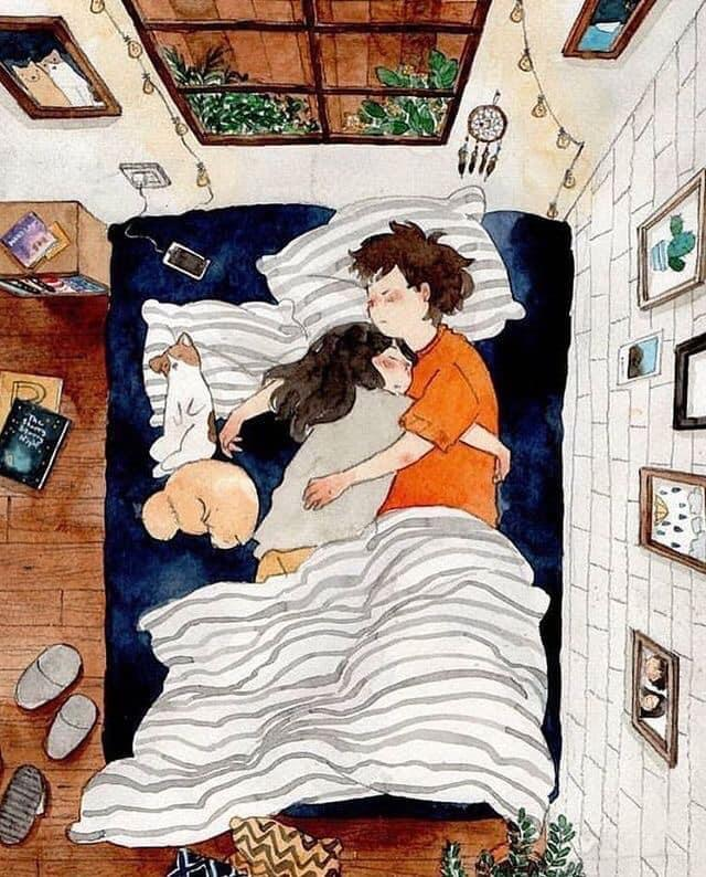 What are your favorite types of cuddling?