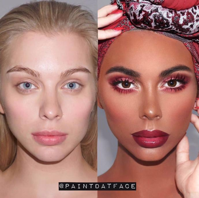 Why are white women obsessed with being anything but white? Also why is racial fetishization so prevalent amongst them?